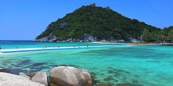 איים בתאילנד קוטאו סגול סוכנות נסיעות בתאילנד
