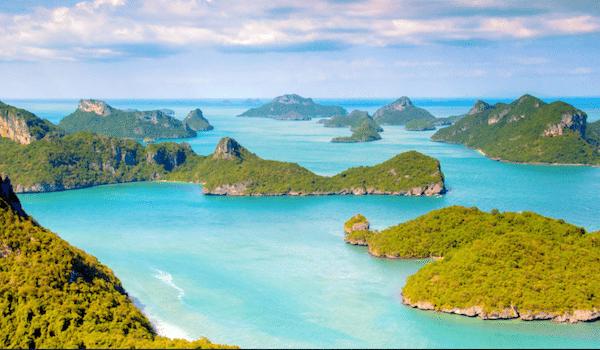 תמונה של קוסמוי תאילנד אנג-טונג