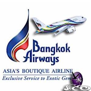 תמונת מטוס בנגקוק איירוויס טיפים לתאילנד