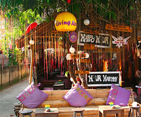תמונה של מקום רביצה בפאי תאילנד מתוך אתר טיול בתאילנד עם סגול