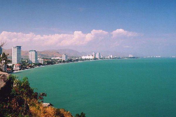 תמונה של העיר הואה הין