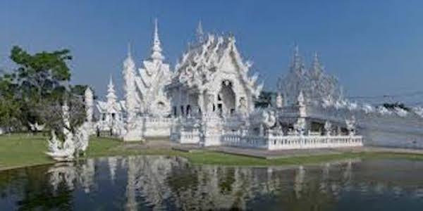 תמונת המקדש הלבן בצ׳אנג ראי מתוך אתר סגול - טיול לתאילנד