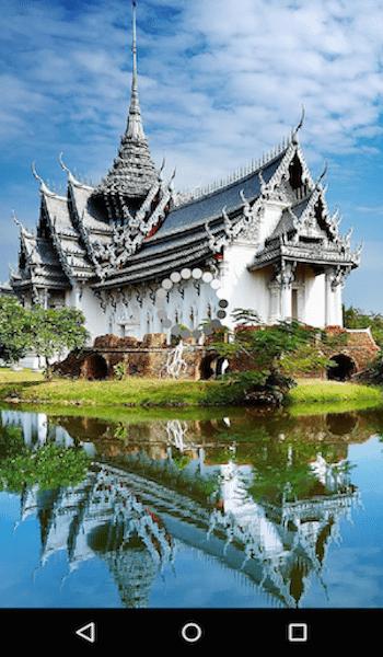 תמונת פתיח לאפליקציה טיול בתאילנד
