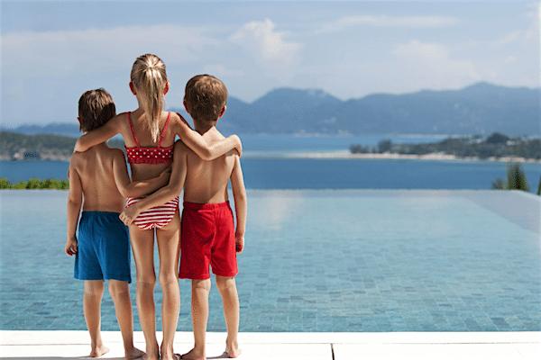 תמונה של נוף עם ילדים - מתוך דף טיול משפחות לתאילנד - סגול סוכנות נסיעות בתאילנד