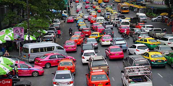 תמונת מוניות בתאילנד