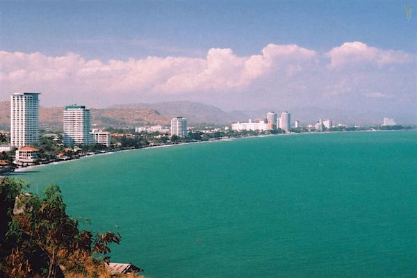 תמונת נוף מפרץ הואה הין