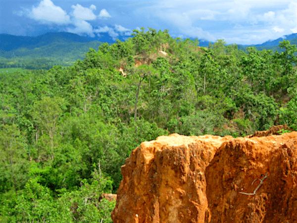 תמונה של סביבות פאי תאילנד מתוך אתר טיול לתאילנד של סגול