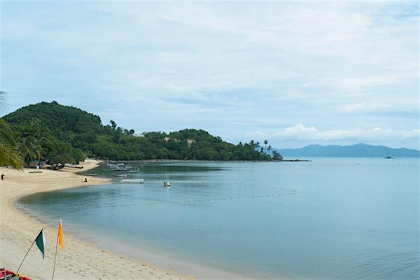 תמונה של קוסמוי - בופוט - החוף שקט, פחות  המוני, מאוד מומלץ לחובבי השקט