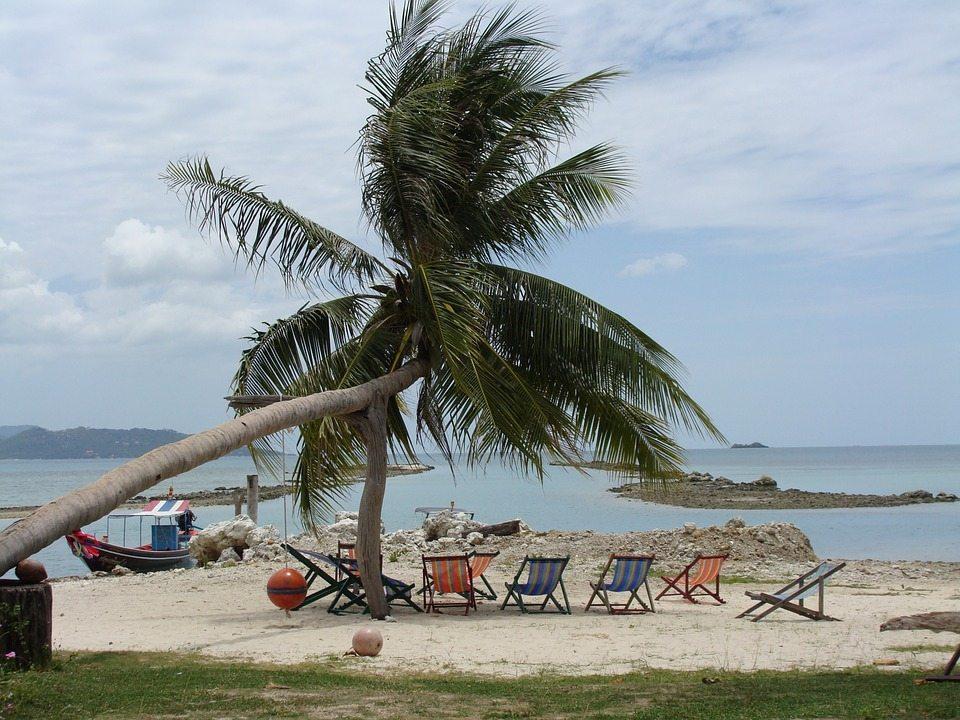 תמונת חוף בקוסמוי