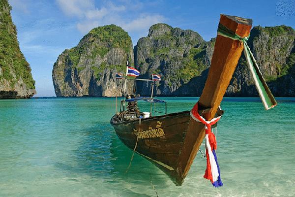 תמונת לונג-טייל בקופיפי, הדרך למעבר בין האיים