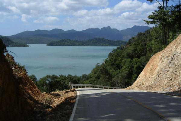 תמונה של נסיעה ברחבי האי